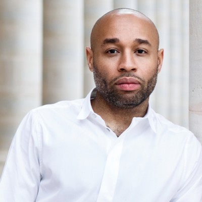 Aaron Diehl with the New World Symphony