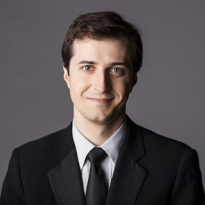 Kenny Broberg with the Dixie State Symphony Orchestra